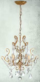 chandeliers 4 light vintage crystal plug in chandelier gold vintage mini crystal chandelier sutton 4