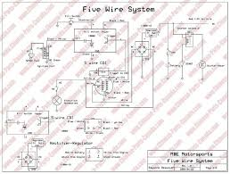 5 pin rectifier wiring diagram 5 image wiring diagram 4 pin rectifier wiring diagram jodebal com on 5 pin rectifier wiring diagram