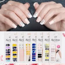 Diy Nail Designs Xt 8 Sheets Nail Art Sticker Romance Of Girls Design To Decorate Nails Diy Manicure Nail Sticker Nail