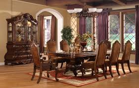 wood dining room sets. Resemblance Of Perfect Formal Dining Room Sets For 8 Wood T