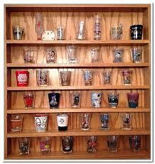shot glass display ideas shot glass storage box shot glass holder ideas shot glass