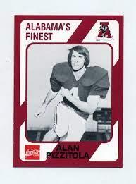 Alan Pizzitola #CrimsonTide 1973-1975 #AllSEC | Alabama crimson tide  football, Alabama crimson tide, Crimson tide football
