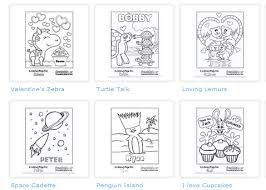 Free Personalized Coloring Sheets And Valentine S Day Cards Woof