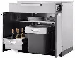 fullsize of chic decorative outdoor kitchen stainless steel cabinets kitchen cabinet outdoor kitchen storage ideas modular