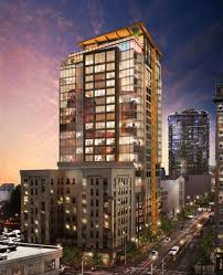 ViktoriaSeattle, the new northwest modern 24-story luxury high-rise  apartment tower located at 1915 Second Avenue, right across the street from  the historic ...