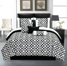 black and white comforter set red twin sets pink