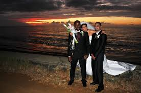 just married a caribbean wedding photo essay seattle s travels 2