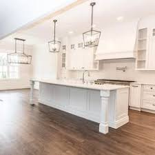 lantern style pendant lighting. Large White Kitchen With Lantern Style Chandeliers/pendants Pendant Lighting