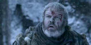 game of thrones at sdcc fans chanted hold the door for actor kristian nairn business insider