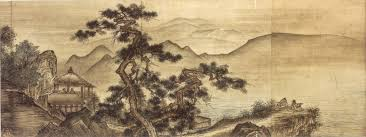 file landscape painting in the chinese style by shûgetsu honolulu academy of arts