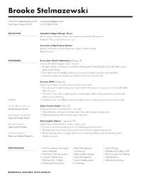 Cafe Attendant Sample Resume Delectable Coffee Shop Attendant Resume Sample Okay So You Want To Work In A