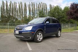2012 Chevrolet Captiva Sport - Information and photos - ZombieDrive