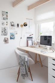 stylish home office desks. At Our Old House, As I Used A Spare Bedroom. But, Now Have Dedicated Room Downstairs. And, Although It\u0027s Smaller. Prefer It Whole Lot Better. Stylish Home Office Desks