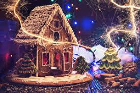 gingerbread house wallpaper.  Wallpaper Pictures New Year Pastry Houses Gingerbread House Design Pine Cone Fairy  Lights Food For House Wallpaper R