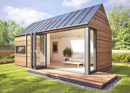 prefab garden office. British Company Pod Space\u0027s Prefab Pop Up Pods Add Sustainable Garden Offices And Studio Escapes Just About Anywhere. Office C