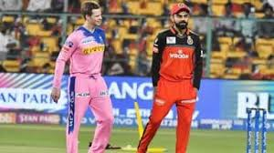 After beating the defending champions mumbai indians (mi) by two wickets in the first game of this tournament, rcb beat sunrisers. Ipl 2020 Bangalore Vs Rajasthan 33rd Match Rcb Vs Rr Online Live Streaming And Live Telecast On Star Sports Network Royal Challengers Bangalore Vs Rajasthan Royals Rr Vs Rcb Match At Dubai