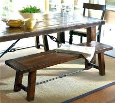 sophisticated table with bench kitchen seat and chairs dining tables stunning park picnic set style room