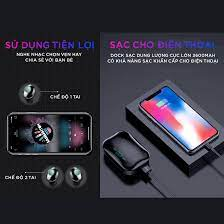 Earphone Tezos M7 Nhập Khẩu Trung Quốc - Tặng 1 Móc Chìa Khoá LAVATINO -  Tai nghe Bluetooth nhét Tai Thương hiệu OEM
