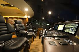 casino royale is a sunseeker motorboat for at  helm station