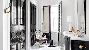 the closet doors that once hung in the old executive office building were originally all wood blog spa bathroom