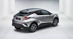 New Toyota C-HR Gets 1.2L Turbo, 2.0L And 1.8L Hybrid Powertrains ...