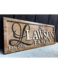 custom wooden sign for home sign family last name sign wood wall art personalized wood sign on personalized wood wall art with amazing deal on custom wooden sign for home sign family last name