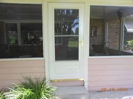 larson retractable screen door. Larson Storm Door Retainer Strips Doors Menards With Retractable Screen Parts How To Install A Youtube N