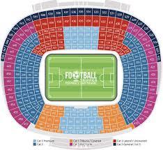 Camp Nou F C Barcelona Travel Guide Football Tripper