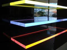 lighting for shelves. edge lit acrylic light tape shelves httpwwwlighttapeco lighting for