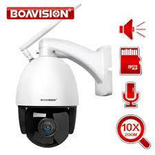 10X optik Zoom 1080P kablosuz PTZ kamera WIFI IP kamera ONVIF açık CCTV  güvenlik kamera iki yönlü ses IR 60M P2P CamHi|dome ip camera wifi|ip camera  wifi outdoorspeed dome ip - AliExpress