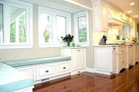 built in bench seat kitchen kitchen window bench awesome built in bench seat kitchen amazing best