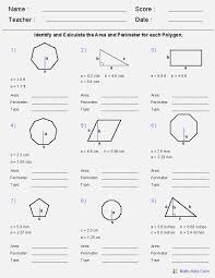 Easy area and Perimeter Worksheets – dailypoll.co