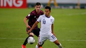 Maybe you would like to learn more about one of these? Mexico U23 1 0 Usa U23 Results Goals And Summary As Com