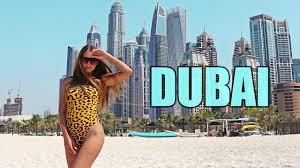 VLOG Отдых в Дубае 🌴 Пляжи, питание, наш номер, отель | DUBAI Неделя  влогов - YouTube