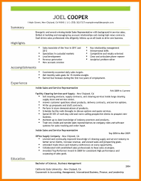 12 Inside Sales Resume Sample Action Words List