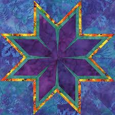 Star Quilt Block Pattern & Tropical Star Quilt Block Pattern Adamdwight.com