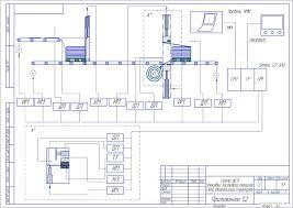 Робототехника Автоматизация курсовой или дипломный проект  Курсовой проект колледж Автоматизация упаковки листового металла