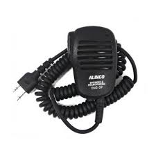 external microphone with speaker and ptt for vhf handheld transceivers