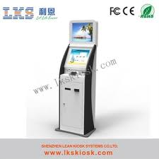 Coin Vending Machine Sbi Amazing Touch Computer Android Bill Acceptor Payment Kiosk Sbi Kiosk Banking