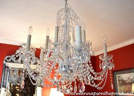 chandelier candle covers black update wax silk wrapped bulbs sleeves white full size