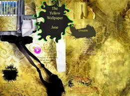 Image Result For The Yellow Wallpaper Summary Yellow Wallpaper