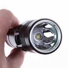 Cree <b>XM</b>-<b>L2 Led</b> Waterproof Scuba Diving Flashlight Light Torch ...