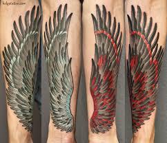 крылья хельга хаген художница тату мастер