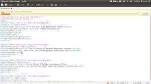 Erlang With Erlsom And Dtd Stack Overflow