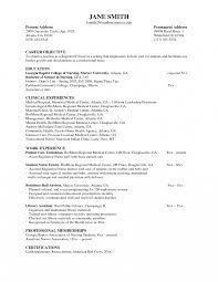 Job Description For Nurses Resume Breathtaking Nursing Sample Resume Simple Samples Free Student 81