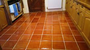 terracotta floor tiles ideas