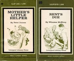 Adult novel classic or vintage