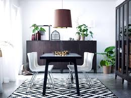fabulous ikea rugs dining ndles light holders dining room sets ikea white rugs ideas polished small black wood dining table white pattern rug areas jpg