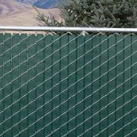 chain link fence privacy screen. Privacy Link Chain Fence With Slats Screen
