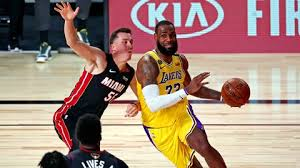 nba finals game 2 lakers vs heat